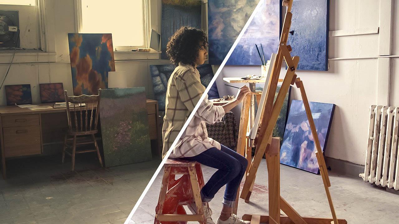 365 Days Of Creativity - Month 10 - Photoshop Illustrator InDesign Procreate
