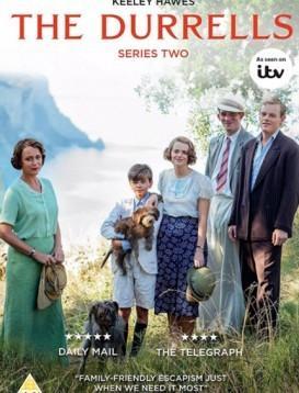 德雷尔一家 第二季  英剧海报