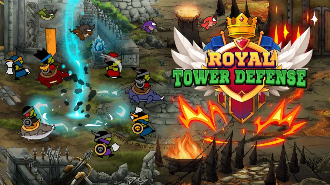 皇家塔防(Royal Tower Defense)插图4