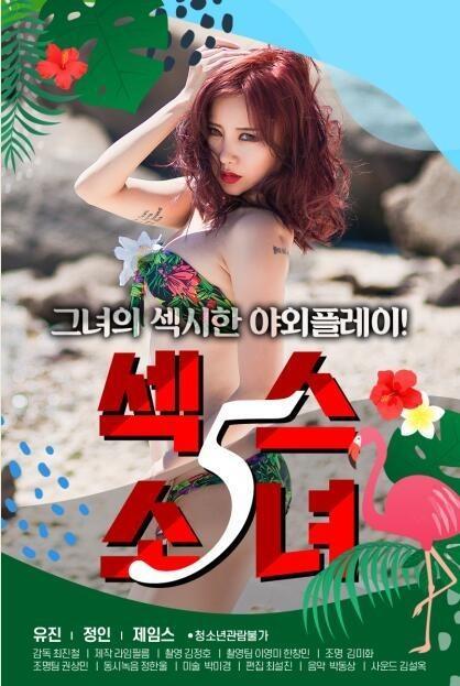 性感女郎5海报