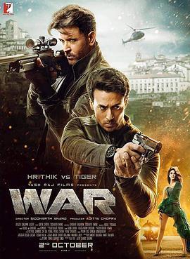 宝莱坞双雄之战海报