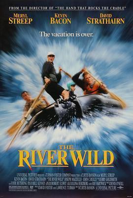 狂野之河 电影海报