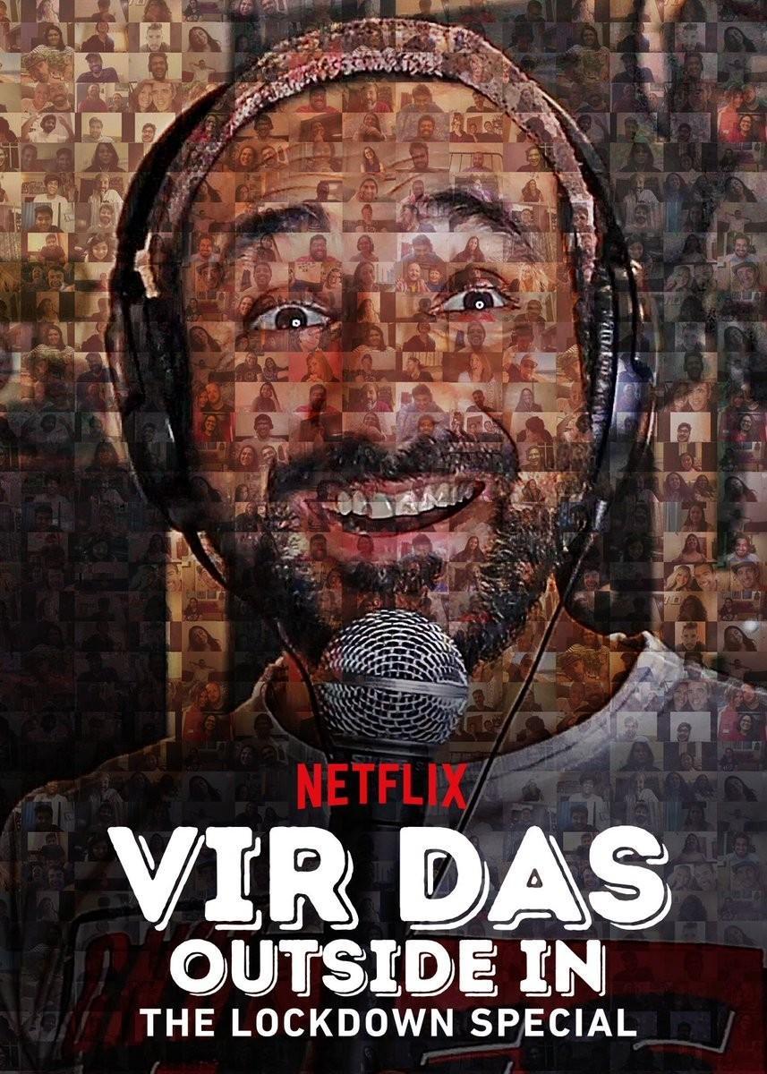 维尔·达斯:封城人生特辑海报