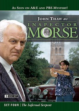 摩斯探长 第四季海报